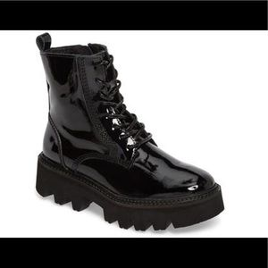 Jeffrey Campbell combat boot